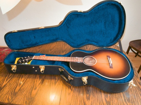 Unboxing the Gibson Robert Johnson L-1